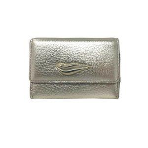 NWOT DVF 'Lips' Card Wallet/Key Chain Combo